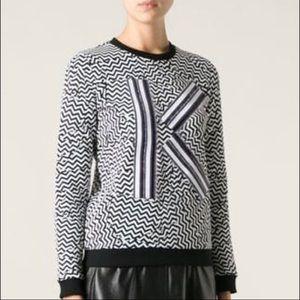 Kenzo Broken Floor Ladies Sweatshirt